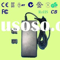 100-240V 25.2V 2.5A AC DC battery charger power adapter