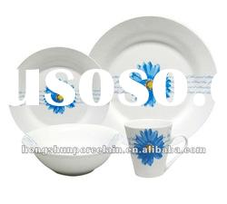 16pcs fine ceramic dinner set