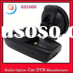 2012 New Arrival HD Car DVR with GPS Logger and G-SENSOR GS1000
