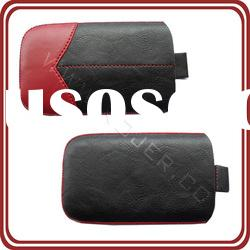 2012 the latest mobile phone Leather Case