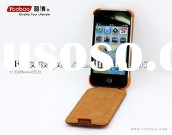 2013 Portable leather battery case for iphone 4