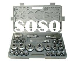 26pcs professional socket set socket wrench set