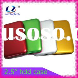 "2.5"" sata external hard disk enclosure/hard drive enclosure/hdd caddy/hdd external caddy"