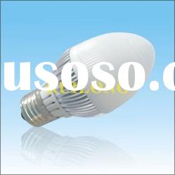 3*1W High Power LED bulb with CE & ROHS Certificate