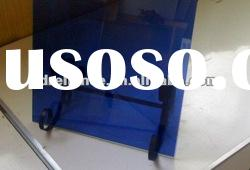 5.5mm dark blue tinted float glass