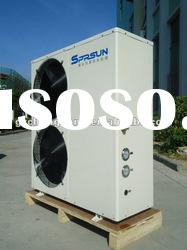 Air-Source heat pump hot water unit 18kw