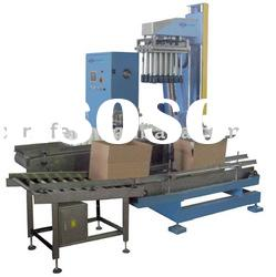 Automatic Carton Packing Machine for bottle