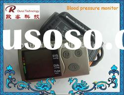 Automatic upper arm digital blood pressure monitor