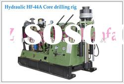BQ/NQ/HQ/PQ,deep hole,bore hole drilling---Hydraulic HF-44A wireline coring drilling rigs