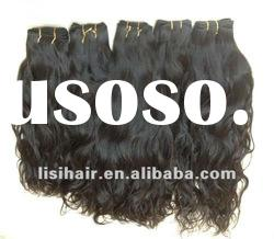 Best selling Natural wavy Brazilian hair