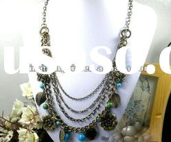 Boximiya amorous feelings hang drop more than multilayer necklace