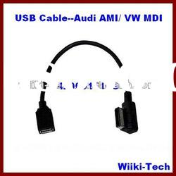 Brand New Audi AMI USB Cable 4F0051510G Compatible with MMI 2G & 3G