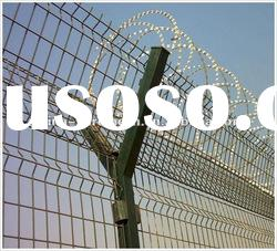 Direct factory of Airport fence , Goverment fence mesh (ISO9001:2008)