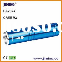FA2074 Aluminum CREE R3 Flashlight