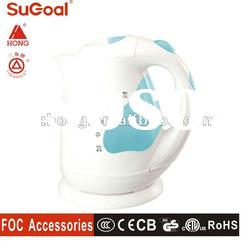 Fashionable Large Electric Plastic Kettle 1.8L