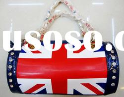Hot Women Lady England National Flag Medal Messenger Hand Shoulder Bag Purse