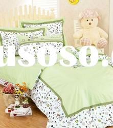 Hot sale Children bedding set / 100%cotton Crib quilts and pillowcase /Home textile