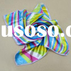 Imitate silk Printing Pattern best goods for Promotion scarf