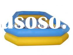 Kids Inflatable Swimming Pool double tubes pool