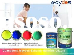 Maydos Environment friendly and Low Voc water base acrylic interior Spray wall Paint