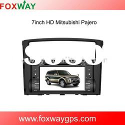 Mitsubishi Pajero DVD GPS with HD Screen