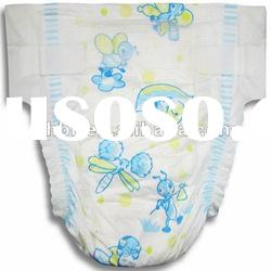 OEM disposable adult baby diapers Manufacturers in china