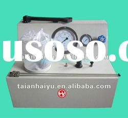 PQ-400 Double Spring Nozzle Tester with rate of oil pressure and air pressure is 100:1