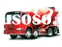 SINOTRUCK HOWO 14m3 concrete mixer truck for sale