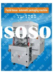 Semi automatic Facial tissue paper sealing packaging machine