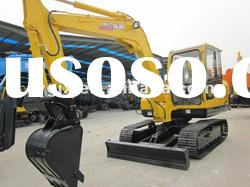 WY75 new small type crawler excavator with air-condition