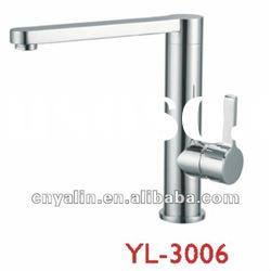 Yalin brass morden basin faucet with fational design YL-3006