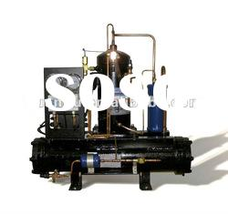 ZB58 scroll compressor water cooled condensing unit