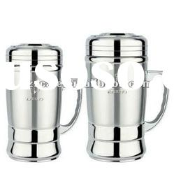 ZZAM-147 ss auto cup thermo mug stainless steel ss auto vacuum flask with lid