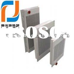 aluminum water cooler for 1-3kw converter,plate fin type