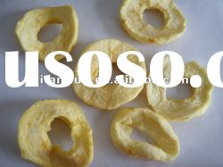 chinese dehydrated apple rings,high quality dried apple rings with best price