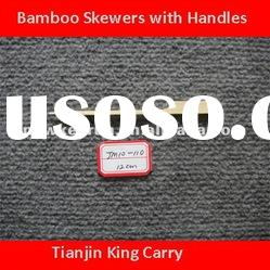 different types of bamboo skewers with handle 19