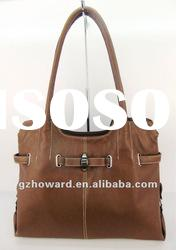 factory wholesale good quality leather ladies handbags