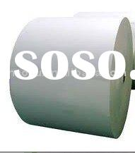 good grade white uncoated paper cup base paper
