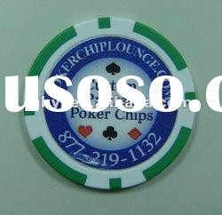 sticker poker chips| casino poker chips|new design chips| logo chips