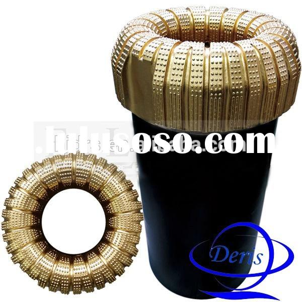 hard rock diamond core drill bit suppliers