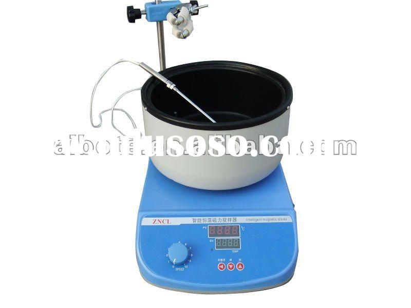 Intelligent New stirring function chemical Laboratory equipment Oil bath or water bath