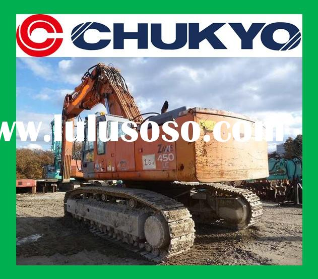 JAPANESE USED EXCAVATOR FOR SALE ZX450LC DEMOLITION SPEC