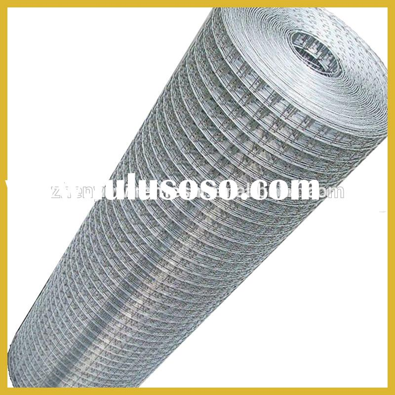 anping cheap 2x4 4x4 2x2 galvanized welded wire mesh