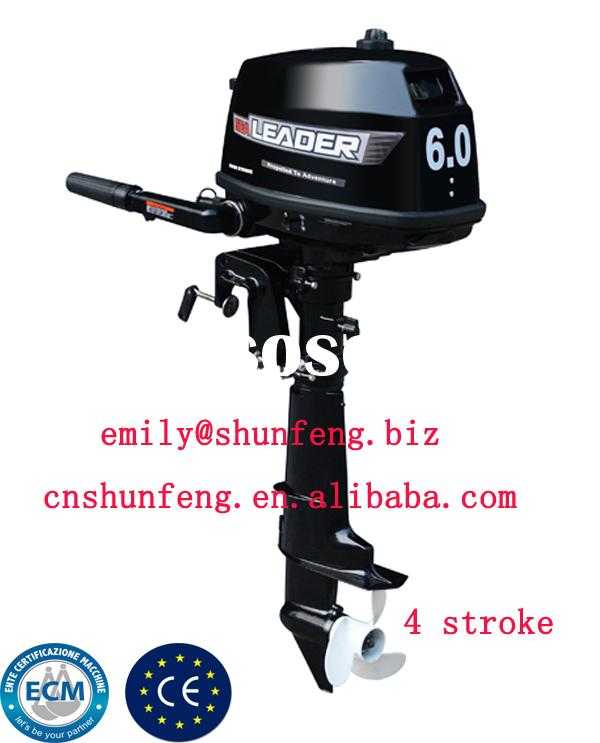 high quality best prices of 6hp used outboard motors 4-stroke for sale