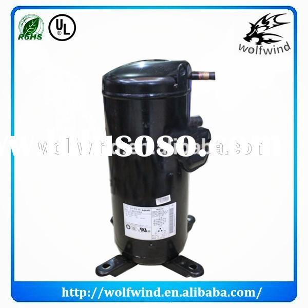 10hp sanyo ac compressor cross refrence C-SC753H8H , sanyo air conditioner remote control r22 , sany