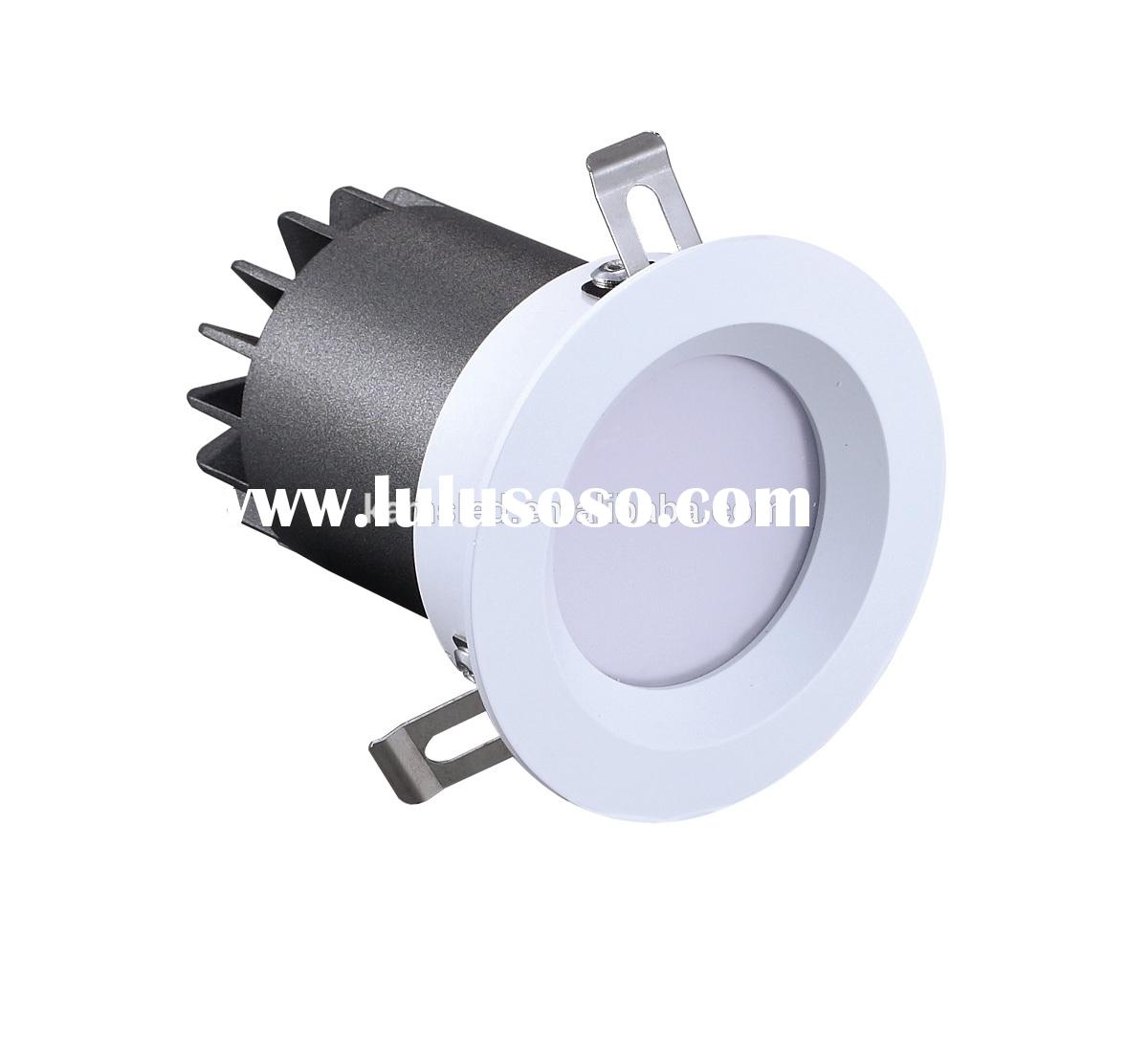 8W/ 10W Exterior Recessed Light LED COB Downlight, Overhead Lights LED