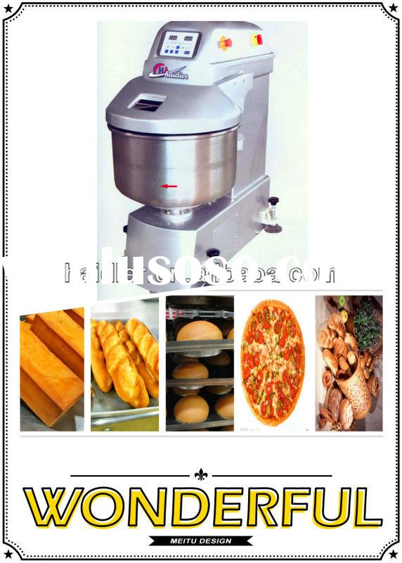 Bakery Equipment Kitchen Tool Professional Dough Mixer Spiral Mixer