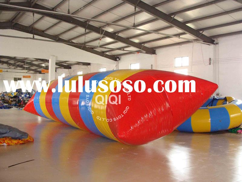 Commercial Inflatable Blob Water Toy for Water Games