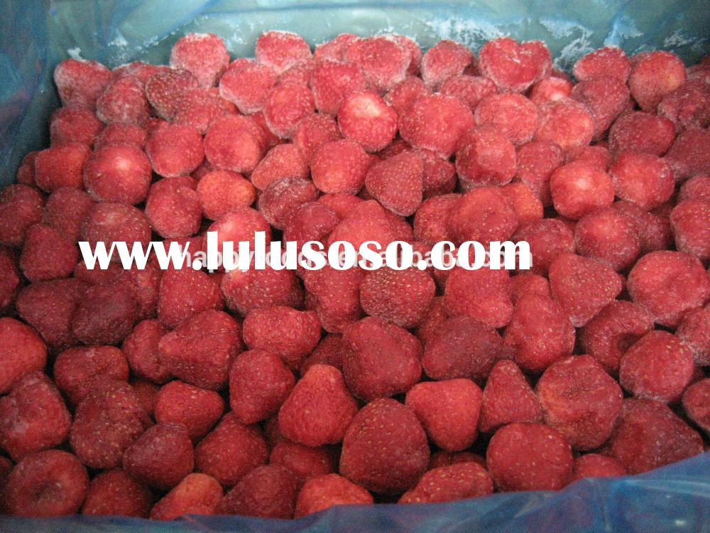 FROZEN STRAWBERRY scientific name of fruits FROZEN STRAWBERRY