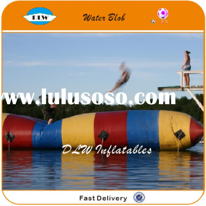 Fast Delivery 0.9 PVC Inflatable Water Blob,Blob Jump Water Toys,Water Blob Jumping Bag Inflatable A